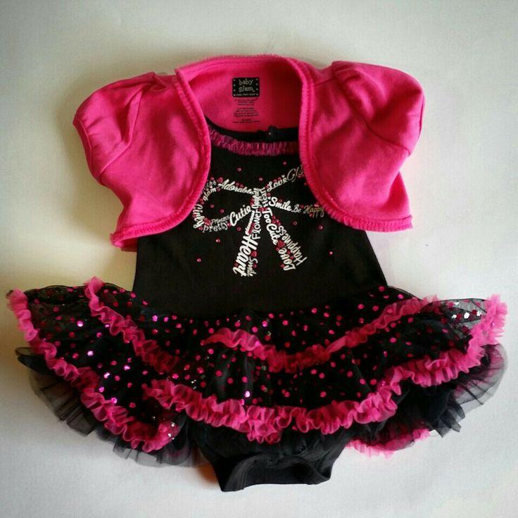 #fzonestyle  Ref. Vestido Princesa Rosa Edad: 3-6 meses. Prendas: Chaqueta, vestido y body. Valor: $56,000 (COP)