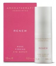 aromatherapy Associates Renew Rose Firming Eye A revitalising eye serum to help reduce the look of puffiness, firm the skin and smooththe appearance of fine linesHow to use:Apply daily to clean skin. Gently massage a small amount onto the eye cont http://www.comparestoreprices.co.uk/health-and-beauty/aromatherapy-associates-renew-rose-firming-eye.asp
