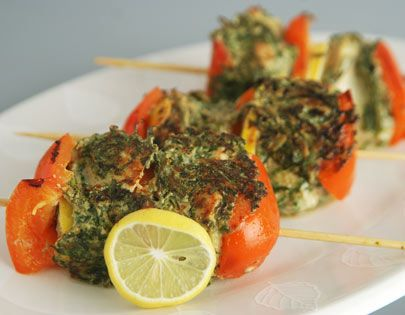 17 best andhra cuisine indian cuisine images on pinterest chicken marinated in spinach based yogurt marinade and cooked with capsicum and lemon slices forumfinder Choice Image