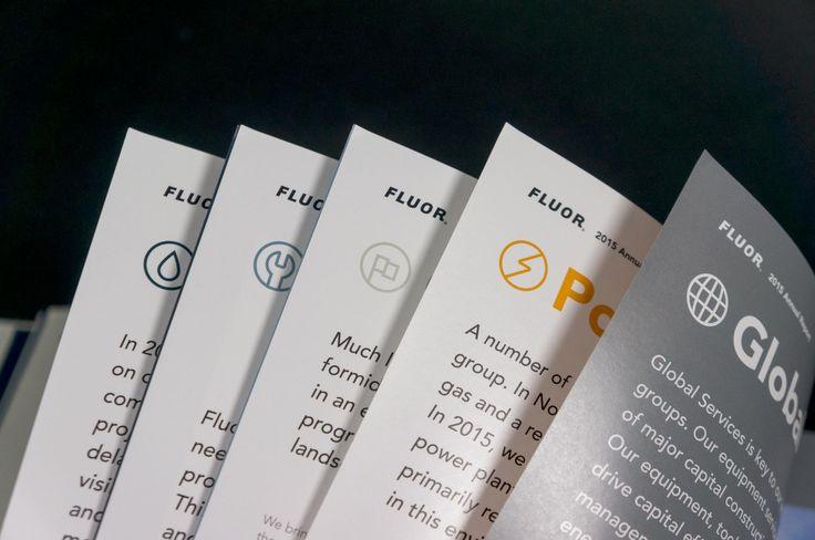 Fluor Corporation, Print