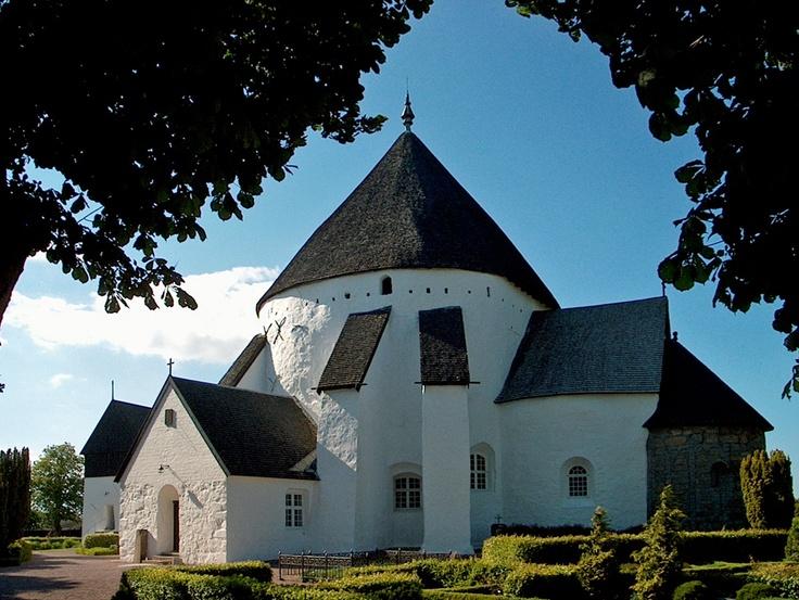 Østerlars Church, Bornholm construction: circa 1160