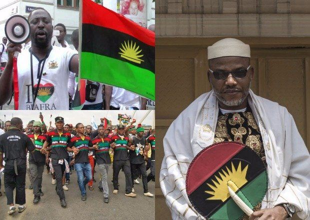 Leader of Indigenous People of Biafra (IPOB), Nnamdi Kanu, has accused the Nigerian Army of attempting to kill him over his determination to actualise Biafra. He spoke after the alleged invasion of his home at Afara
