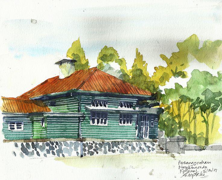 "https://flic.kr/p/SHgd6F | ""Pesanggrahan Ngeksigondo, Yogyakarta, Indonesia"" (2017)"