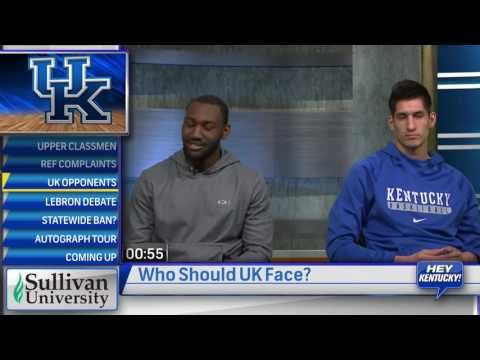 """Derek Willis has a message for college basketball referees.....""""Normally a pair of soft-spoken gentlemen, they held nothing back, especially when Willis discussed college officiating: """"It's horrible. All refs suck and they know it. They're all bad."""" You tell 'em Derek!"""
