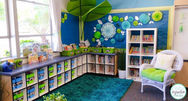 Classroom Library Decor ~ Best classroom wall decor ideas on pinterest