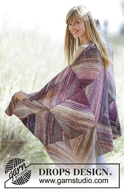 Ravelry: 167-40 Purple Love pattern by DROPS design