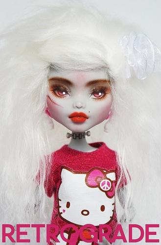 Gweneth - OOAK Frankie Stein Fullset