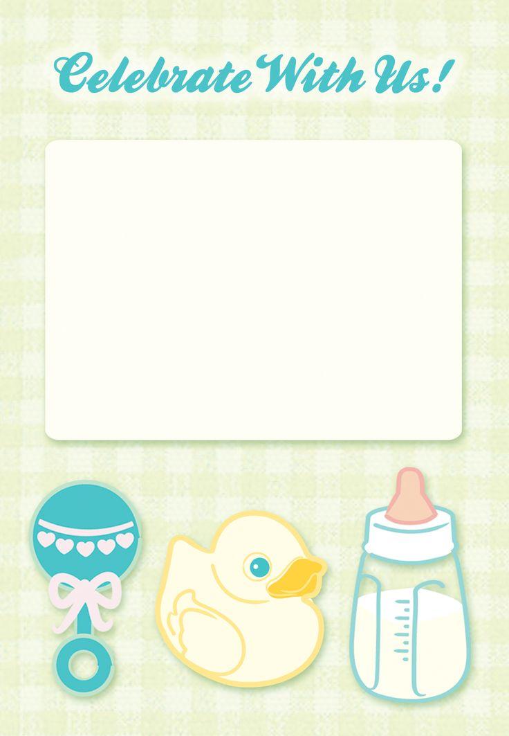 14 best Printable Envelopes images on Pinterest Envelopes, Free - baby shower invitation backgrounds free