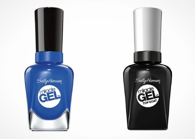 Master the gel mani at home with this polish.