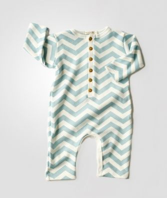 Baby Jumpsuit by Oii Sweden. Maybe Liz and Jib would like this?