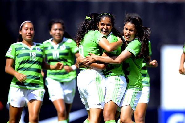 La Concacaf celebrará la segunda fecha del Día del Futbol Femenil. (Foto: Mexsport)