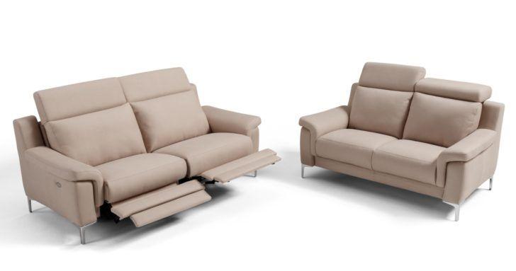 Interior Design Canape En Cuir Amina Cuir Epais Canape Relax