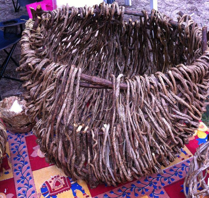 natural weave coochiemudlo island Australia Day January 26, 2014