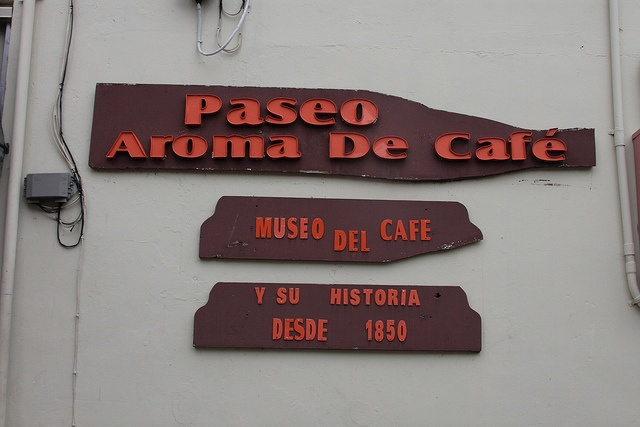 Coffee Museum in Ciales , PR