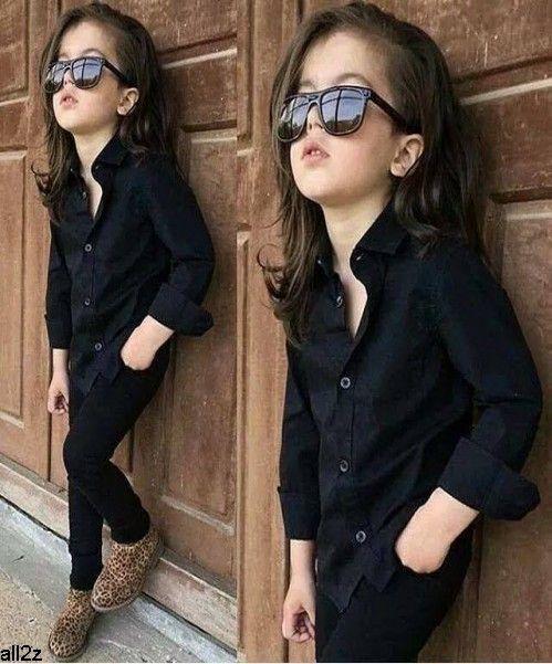 Beautiful kids Fashion looking so good