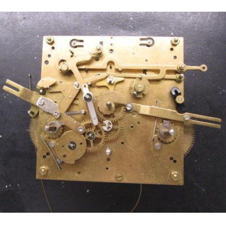 Kieninger Repair / Rebuild Service For Grandfather Clock - Small Cable Movement