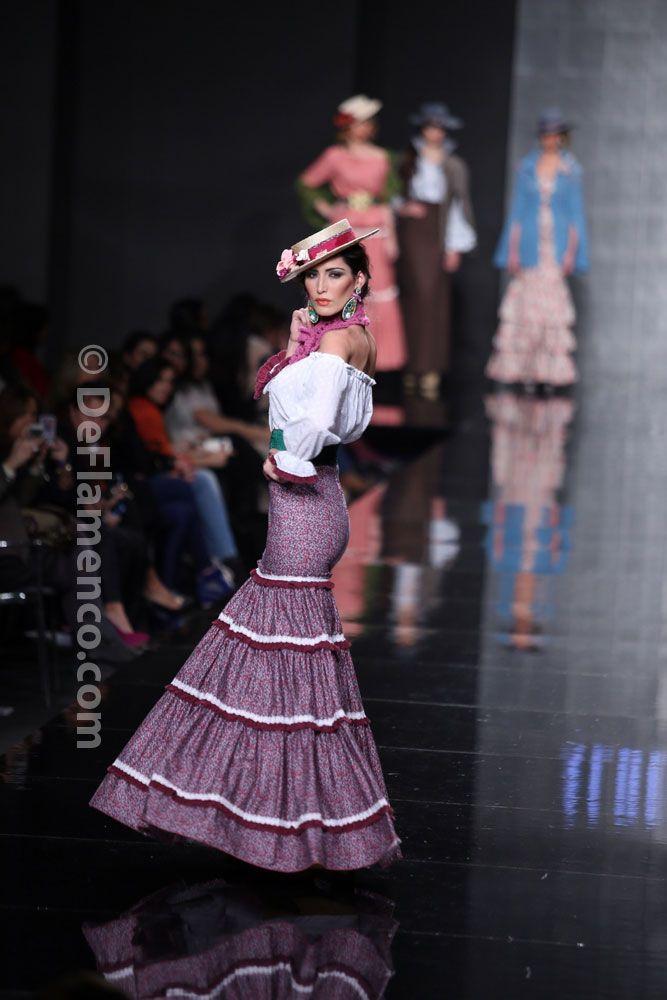 Fotografías Moda Flamenca - Simof 2014 - Aldebaran 'Vamos pa lante' Simof 2014 - Foto 03
