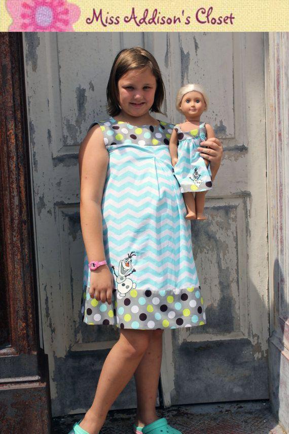 Girl's Sundress 814 Regular and Plus with by MissAddisonsCloset, $75.00