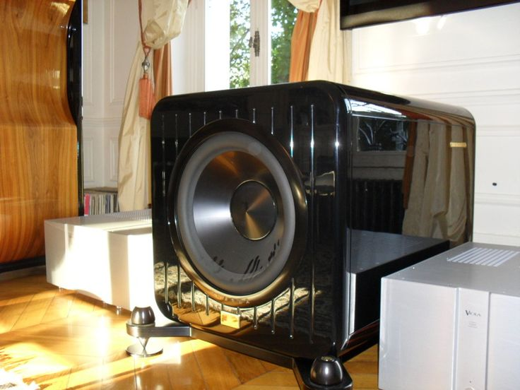 Big kharma subwoofer loudspeaker design subwoofers for Badezimmer 4 x 2 m