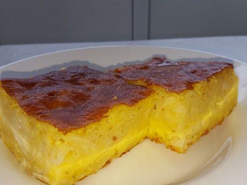 Portocalopita sau prajitura greceasca - imagine 1 mare