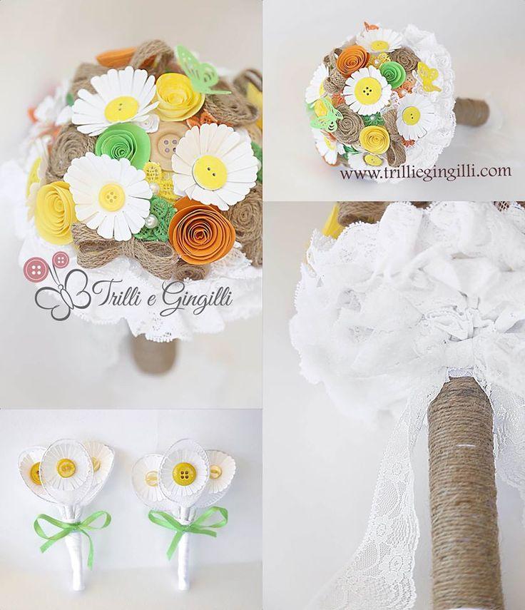 Favorito Oltre 25 fantastiche idee su Bouquet verde acqua su Pinterest  DF95
