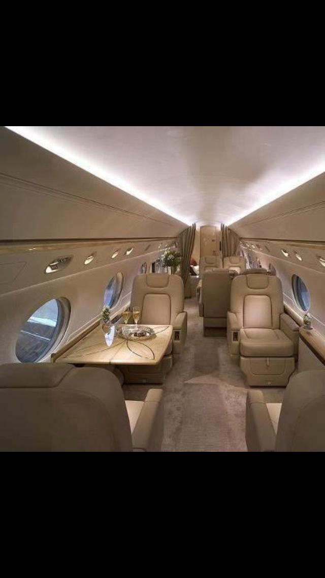 My private plane!! lol