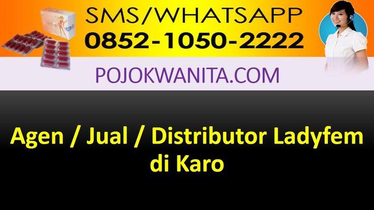 [SMS/WA] 0852.1050.2222 - Ladyfem Karo | Sumatera Utara | Agen Jual Dist...