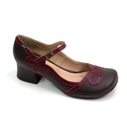Sapato Retro Elda
