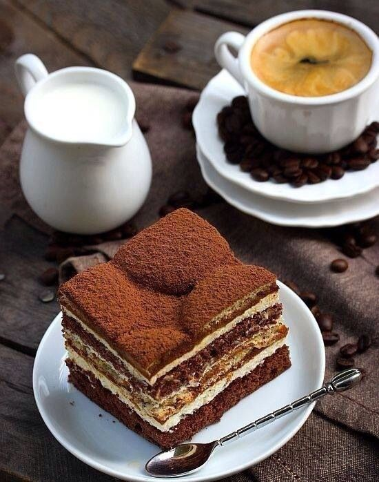 Coffee and Chocolate Tiramisu