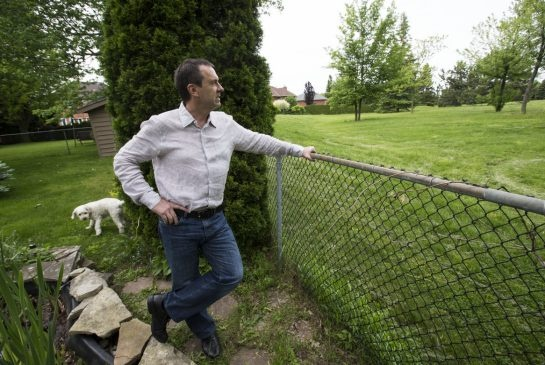 In Newmarket, a suburban dream goes off course as developers buy golf clubs front nine