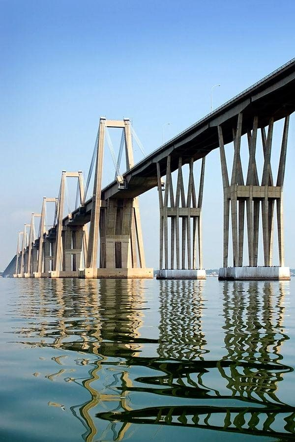 Puente General Rafael Urdaneta, Maracaibo, Venezuela