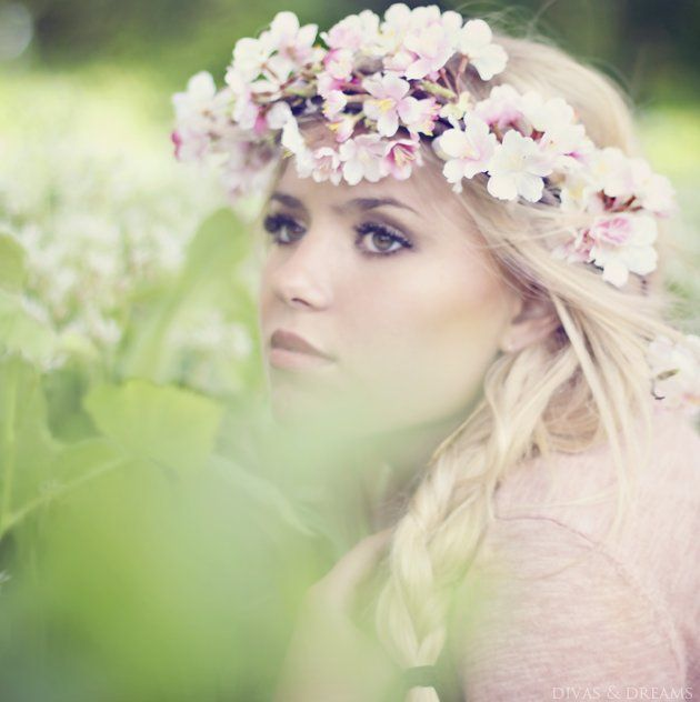 flower wedding crown 17 best images about flower crowns on hair 4230