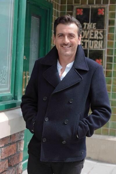 The absolutely Gorgeous Chris Gascoyne