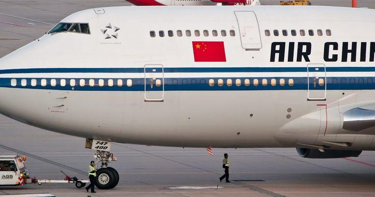 Η Air China ξεκινάει τον Σεπτέμβριο απευθείας πτήσεις Αθήνα – Πεκίνο!