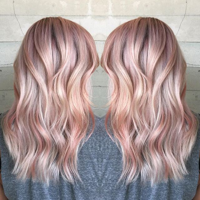 the 25 best ideas about rose gold ombre on pinterest rose gold balayage rose gold hair. Black Bedroom Furniture Sets. Home Design Ideas