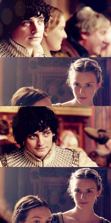 Richard and Anne - The White Queen