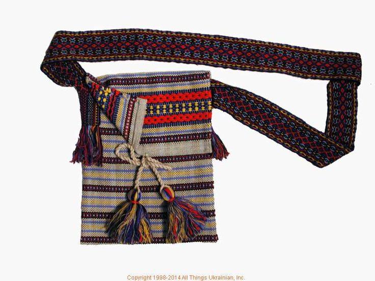 Handmade and hand woven Ukrainian over the shoulder handbag # HB14-056 Sold on  https://www.allthingsukrainian.com/Cloth/handbags/Thumb/Page1.php