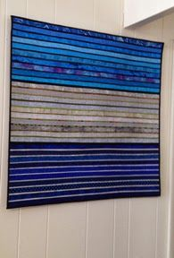 The Quilts of Ann Brauer.  Like the integrity