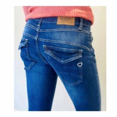 Please Jeans Fine Flap Stockholm via www.jenterommet.no