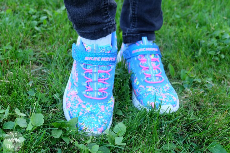 Skechers For Kids - Comfortable Play & GIVEAWAY