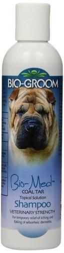 Bio-Groom Bio-Med Sulfa Coal Tar Dog Shampoo 8 oz