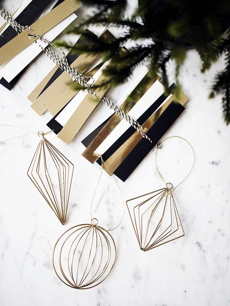 Gold Christmas//