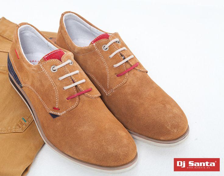 DJ Santa. Confort, moda y estilo...  #moda #zapatos #hombres #comfort #style #fashion #wear