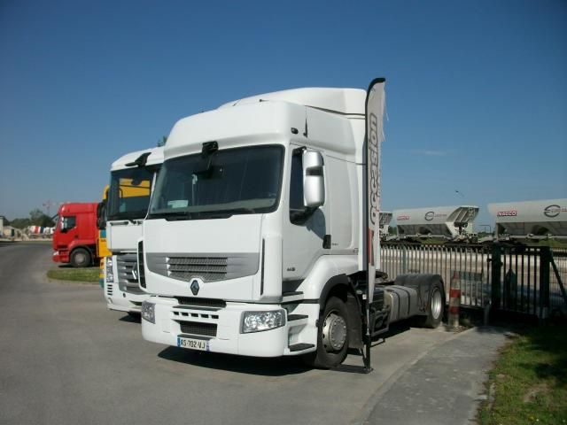 Tracteur routier Renault Premium occasion