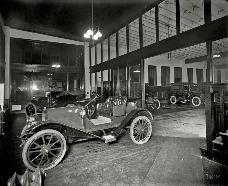 the vintage garage new