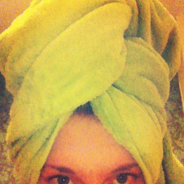 Kids Hooded Bath Towel Tutorial