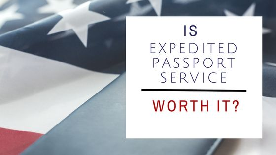 Is expedited passport service worth it? What if I told you that a passport expediting service could actually save you money? Because it totally could. Read on for more!