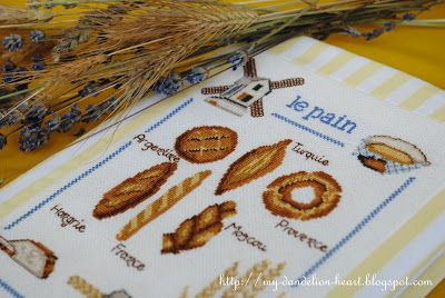 Мой рукодельный мир: Пшеничные поля