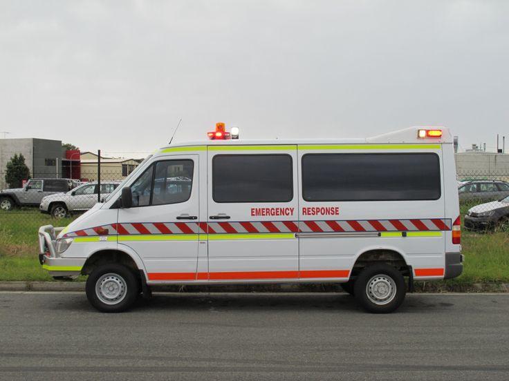 SPRINTER 687 - Fire Trucks Australia