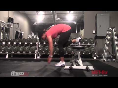 Working Toward the Handstand Push-up   FitnessRX for Women